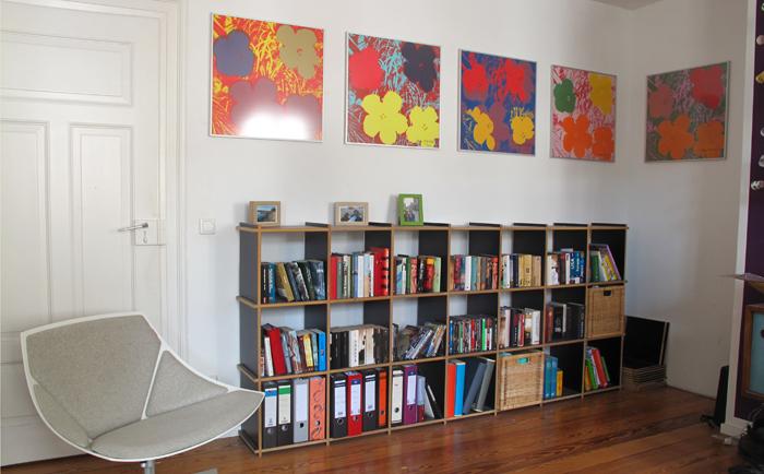 steckwerk regal produkte erweiterbares regalsystem. Black Bedroom Furniture Sets. Home Design Ideas