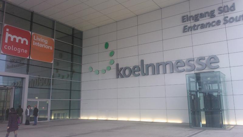Steckwerk zu Gast auf der Internationalen Möbelmesse Köln imm 2014