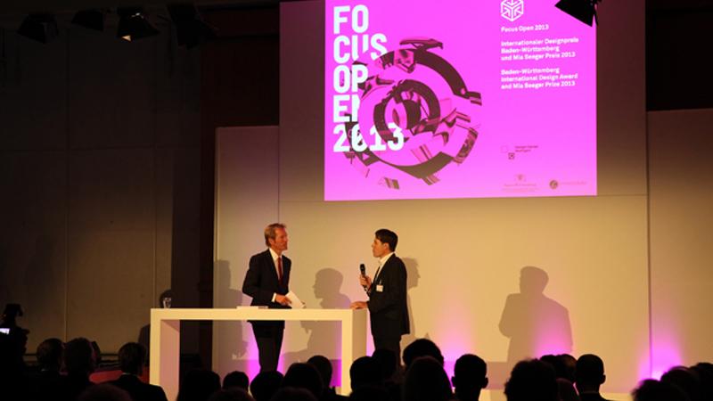 Steckwerk gewinnt Designpreis Focus Open 2013 Silver